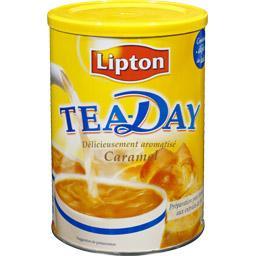 lipton tea day caramel 310g tous les produits th s prixing. Black Bedroom Furniture Sets. Home Design Ideas