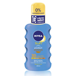 Nivea Sun - Spray Protect & Bronze FPS30 - 200 ml