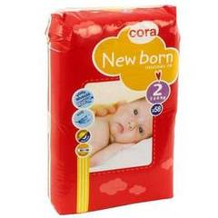 Couche New Born T3 3/6 kg
