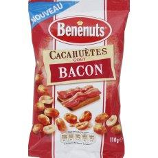 Cacahuetes gout bacon BENENUTS, 110g