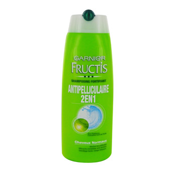 Shampooing fortifiant anti-pelliculaire 2en1 cheveux normaux