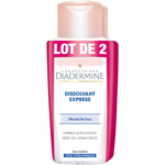 Diadermine dissolvant express 2x125ml