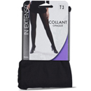 In Extenso collant opaque microfibre noir 80D taille 3