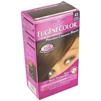 Eugene Color Ton Sur Ton N 41 Chatin Clair Dore Tous Les Produits Colorations Prixing