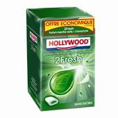 Hollywood 2 fresh sans sucre chlorophyle x3 -66g