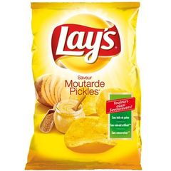 Lay's chips pickles 120g