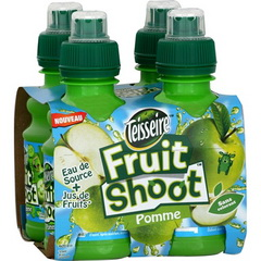 Fruit Shoot pomme 4x20cl