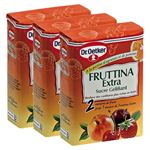 Sucre gelifiant pour confitures Fruttina Extra DR OETKER, 3x500g