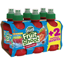 Teisseire fruit shoot fruits rouges 4x20cl