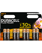 Duracell Plus Power AA x8