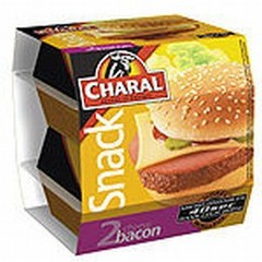 Charal beconburger 4x155g