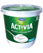 Activia Fromage Blanc Nature