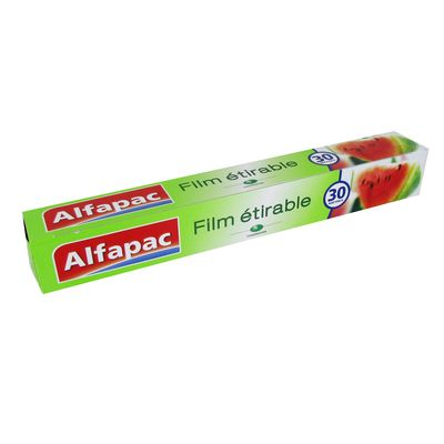 Film etirable Alfapac Extensible auto-adherent 30m