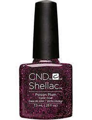 CND Shellac Vernis Gel Poison Plume 7,3 ml