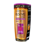 shampooing elseve curl nutrition l'oreal 2x250ml