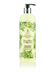BAYLIS & HARDING Gel Douche Royale Bouquet Fleur de Citron Rose Blanc 500 ml
