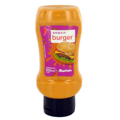 Auchan Sauce burger 350 ml