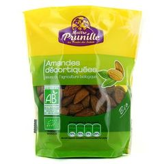 Amandes decortiquees Bio