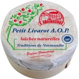 Traditions de normandie, Petitlivarot aop, le fromage de 270 gr