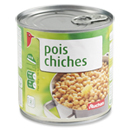 Auchan pois chiches 265g