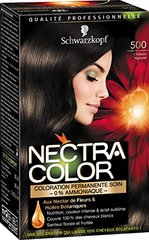 Nectra coloration n°500 chatain naturel