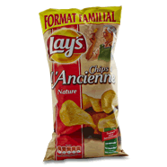 LAY'S : Chips à l'ancienne Nature