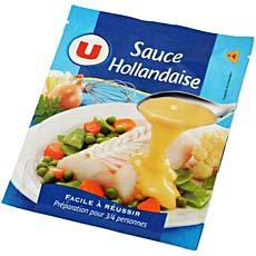 Sauce Hollandaise deshydratee U, 32g