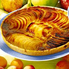 Tarte pommes Patiprestige 6-8 parts 650g