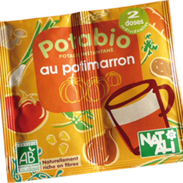 17g POTABIO AU POTIMARRON