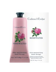 Crabtree & Evelyn Crème Mains Hydratante Rosewater 100 g