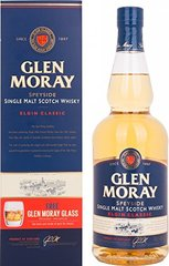 Scotch Whisky Single Malt classic GLEN MORAY, 40°, 70cl