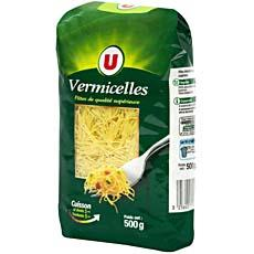 Vermicelle U qualite superieure cello 500g