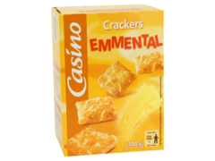 Casino crackers Emmental