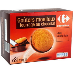 8 Gouters moelleux