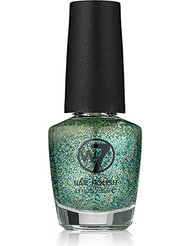 w7 Vernis à Ongles 73 Cosmic Green 15 ml