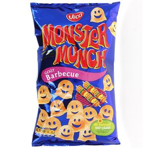 Monster Munch barbecue 85g