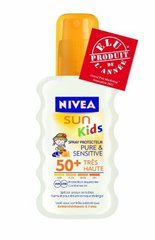 Spray Kids Pure & Sensitive FPS 50