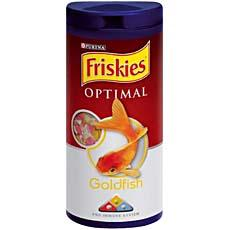Menu Optimal flocons pour poissons rouges FRISKIES, 36g