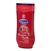 Gel douche Manava Cranberry myrtille 250ml