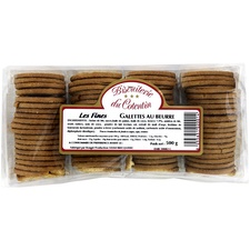 Biscuits fines galettes au beurre Biscuiterie Cotentin