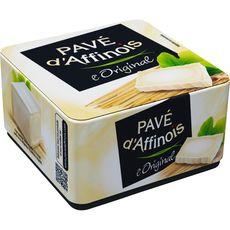 Fromage au lait pasteurise Pave d'Affinois Selection, 20%MG, 200g