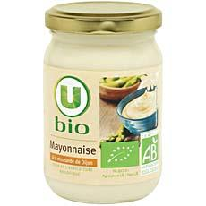 Mayonnaise U BIO, 200ml