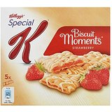 Kellogg's Special K Biscuit Moments Strawberry X 10 125G by Kellogg's