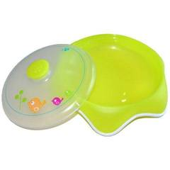 assiette micro-ondes baby