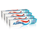 Aquafresh dentifrice triple protection + blancheur 4x75ml