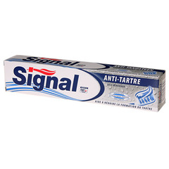 Dentifrice anti tartre SIGNAL, 75ml