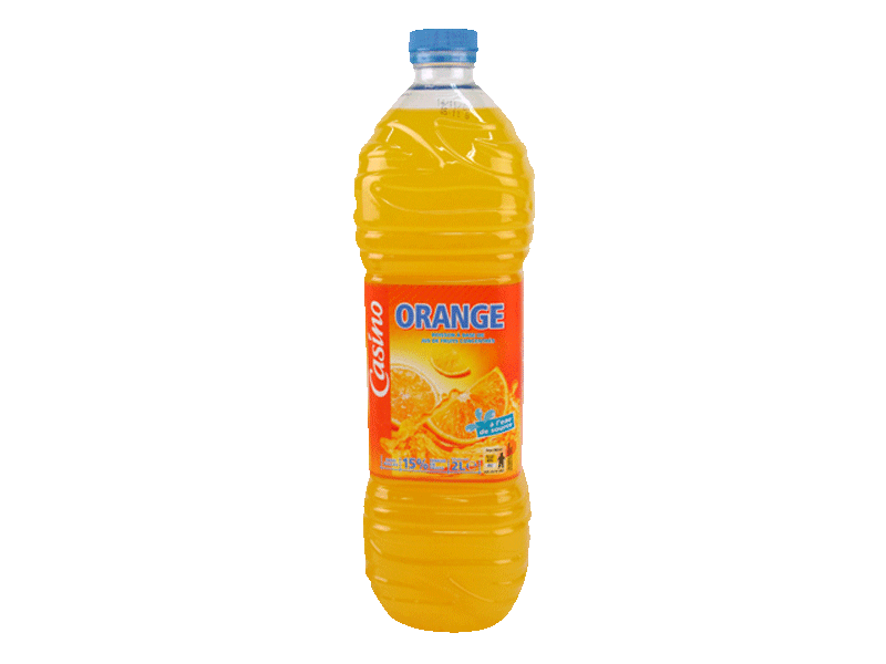Casino jus de fruits concentres Orange