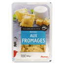 Auchan ravioli 4 fromages 300g