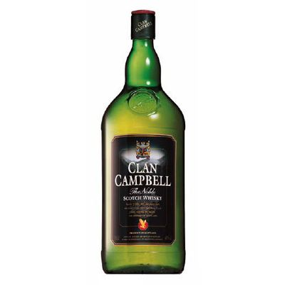 Clan Campbell whisky 40° -1,5l