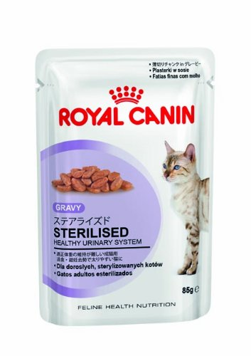 Croquettes pour chat ROYAL CANIN Feline Nutrition Sterilised 1.02 kg